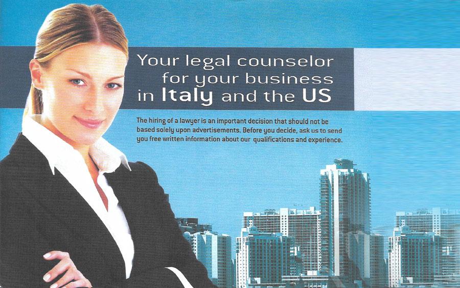 Uno studio legale per il Marketing