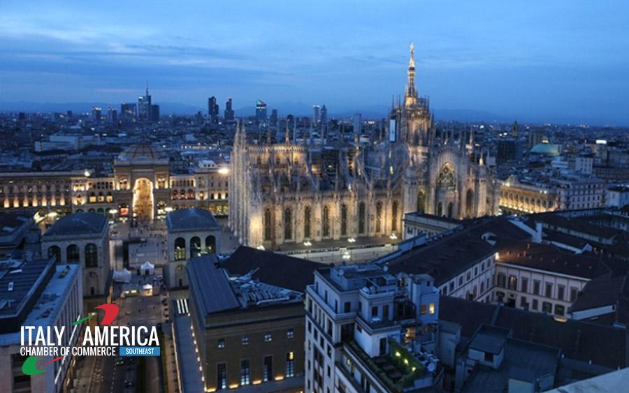 Sviluppo Territoriale IACC SE – Inaugurazione sede di Milano